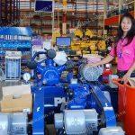 Chọn mua máy nén khí tốt