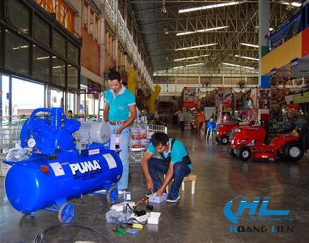 Máy nén khí là loại máy móc có vai trò quan trọng trong nhiều ngành công nghiệp hiện nay