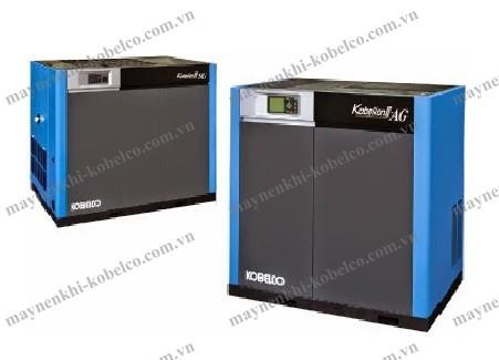 Máy nén khí ngâm dầu Kobelco AG mang nhiều tính năng tiên tiến, được người dùng yêu thích