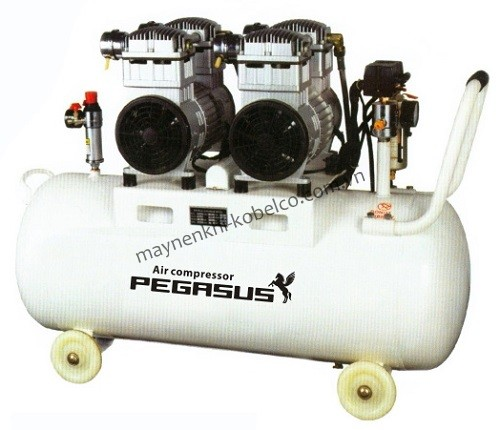 Máy nén khí không dầu Pegasus được nhiều người tiêu dùng yêu thích