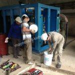 Thay dầu máy nén khí định kỳ là công việc quan trọng khi bảo dưỡng máy
