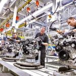 Máy nén khí được ứng dụng hiệu quả, đóng vai trò quan trọng trong ngành công nghiệp ô tô