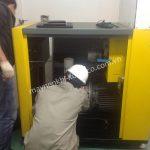 Xả ngưng máy nén khí nên được thực hiện định kỳ, thường xuyên để đảm bảo chất lượng khí tốt nhất