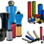 Bộ lọc khí máy nén khí đóng vai trò quan trọng trong hệ thống máy nén khí