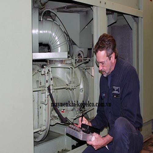 Nguyên nhân và cách khắc phục sự cố nước có lẫn trong dầu bôi trơn máy nén khí