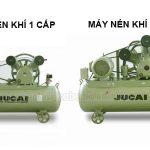 Máy nén khí piston được chia thành nhiều cấp nén, đáp ứng đa dạng công việc