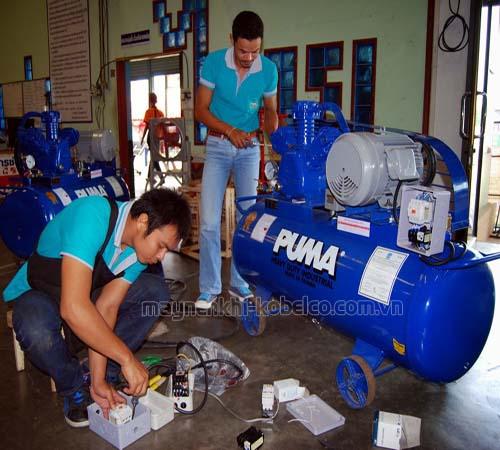 Hướng dẫn vận hành máy nén khí bền, an toàn và hiệu quả nhất