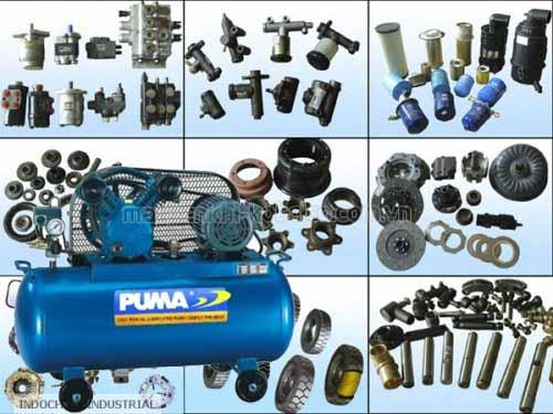 Người dùng nên sử dụng phụ kiện máy nén khí chính hãng đảm bảo độ bền cho máy