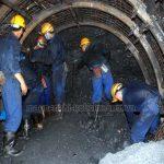 Máy nén khí cung cấp khí oxy cho hoạt động khai thác khoáng sản dưới hầm mỏ