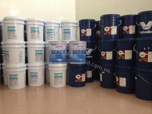 Lựa chọn loại dầu máy nén khí trục vít phù hợp sẽ giúp máy hoạt động tốt, tăng độ bền
