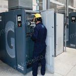 Bảo dưỡng, vệ sinh máy để tiết kiệm điện năng tiêu thụ