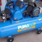 Máy nén khí Puma 3hp cho cửa hàng sửa xe