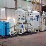 Máy nén khí không dầu đóng vai trò quan trọng trong ngành sản xuất dược phẩm hiện nay