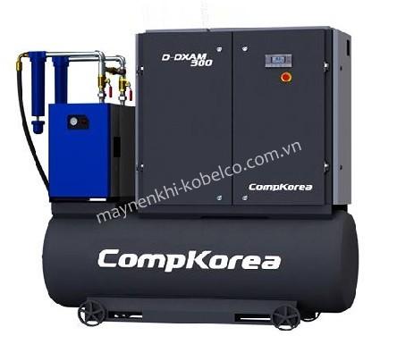 Người dùng cần chú ý lắp đặt máy nén khí Compkorea ở nơi thoáng mát, nhiệt độ không quá 40 độ C