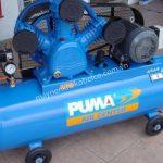 Máy nén khí piston Puma được người tiêu dùng ưa chuộng dùng nhiều hiện nay