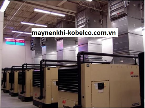 Cách lắp đặt hệ thống phòng máy nén khí rất quan trọng