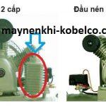 Sự khác biệt giữa máy nén khí 1 cấp và 2 cấp