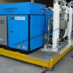 Máy nén khí không dầu có giá thành đắt hơn các dòng máy nén khí khác