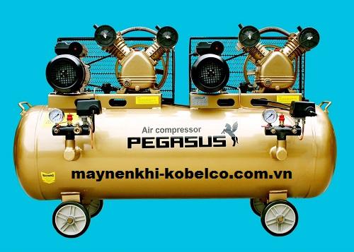 Máy nén khí Pegasus của Việt Nam sở hữu nhiều ưu điểm vượt trội về chất lượng