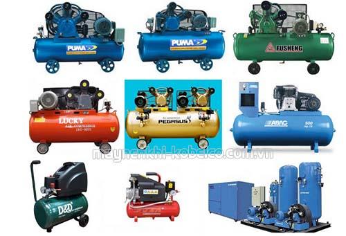 Tùy thuộc lĩnh vực, yêu cầu lắp đặt, công suất mà người dùng sẽ lựa chọn loại máy nén khí phù hợp
