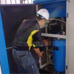 Chi phí bảo dưỡng máy nén khí, thay thế linh kiện cũng cần được tính toán vào chi phí vòng đời máy