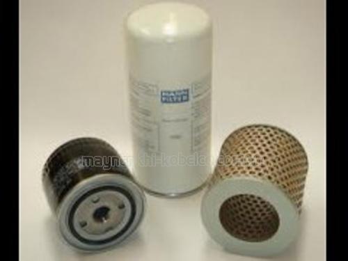 Bộ lọc dầu máy nén khí trục vít loại bỏ bụi bặm, cáu bẩn