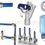 Sử dụng ống dẫn khí bằng nhôm dễ lắp đặt