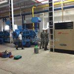 Khi sử dụng máy nén khí cần tuân thủ các yếu tố an toàn lao động