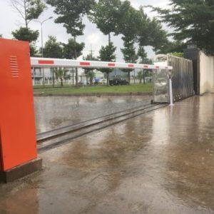 Barrier tự động được sử dụng phổ biến