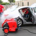 máy nén khí hơi nước nóng