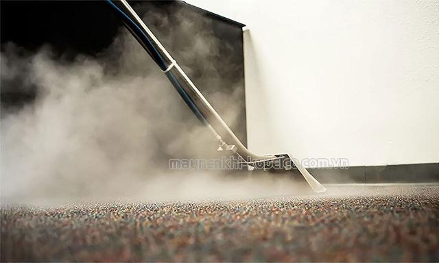 Máy giặt thảm hơi nước nóng
