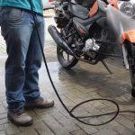 Khả năng phun rửa mạnh xed