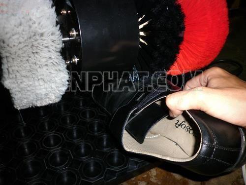 Máy đánh giày gia đình